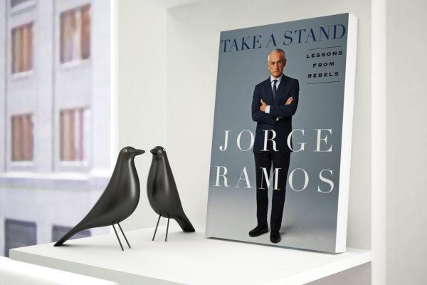 Take A Stand - Jorge Ramos