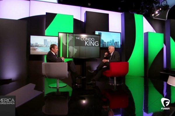 Jorge Ramos interview with Jorge Pérez - Jorgeramos.com