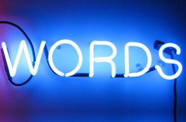 Trump: Words Matter