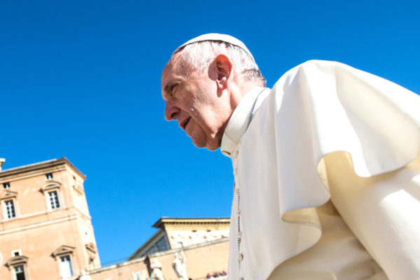 10 Seconds With Pope Francis