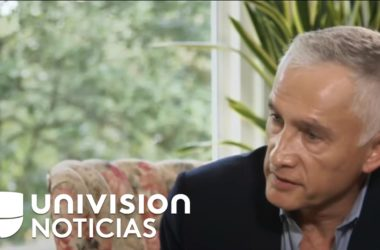 The confrontation between Jorge Ramos and a white supremacist