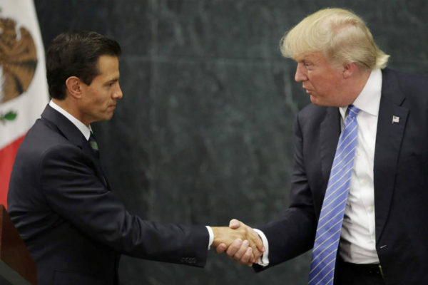 A Strong Mexico to Stand Up to Trump