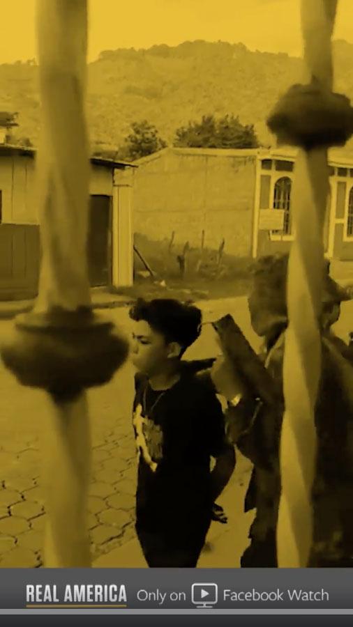 Real America With Jorge Ramos: Nicaragua's Refugee Crisis