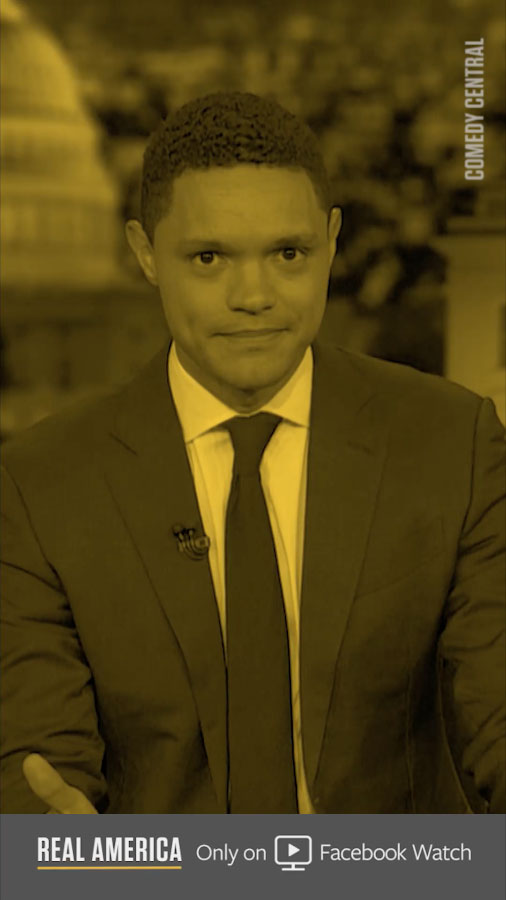 Real America With Jorge Ramos: Trevor Noah & His Role in Politics