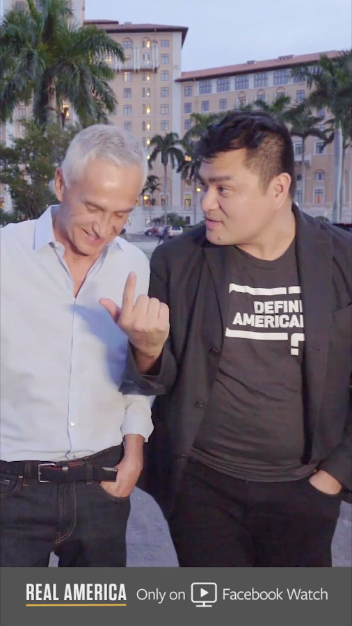 Real America with Jorge Ramos: Defining American