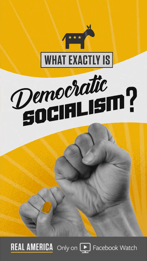Real America with Jorge Ramos: Democratic Socialism