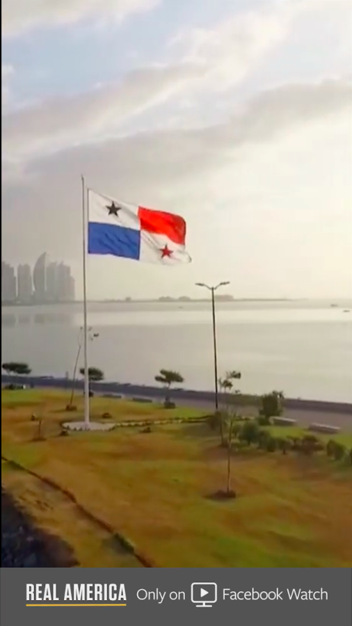 Real America with Jorge Ramos: China's Panama Plan