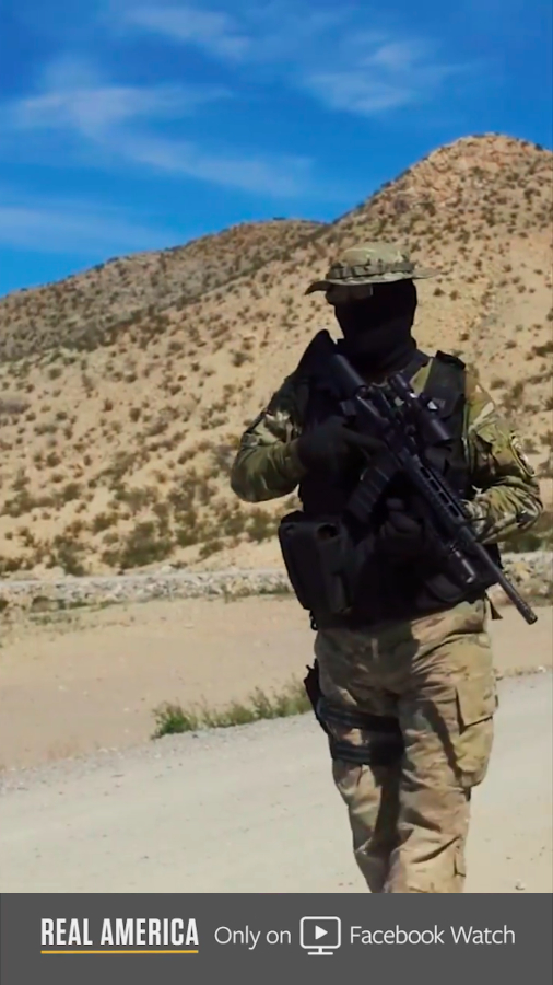 Real America with Jorge Ramos: Militias Mobilize