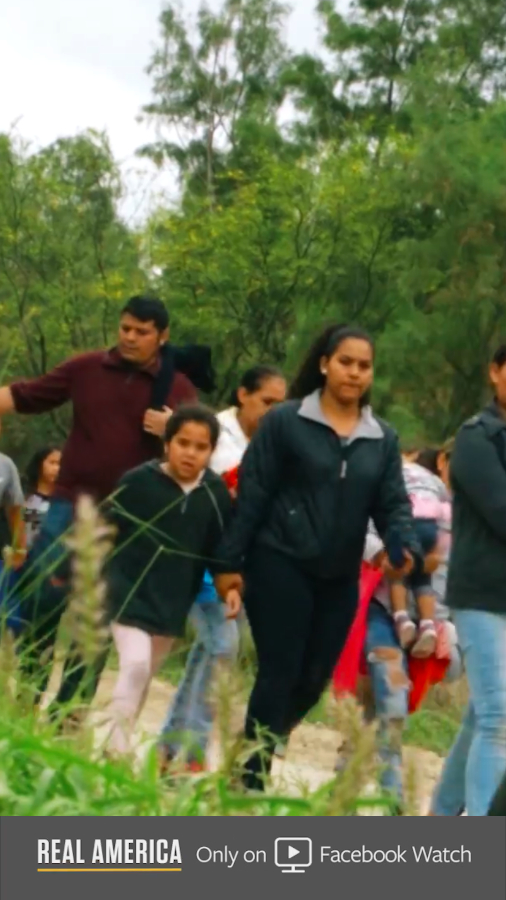 Real America with Jorge Ramos: Using Children as Passports